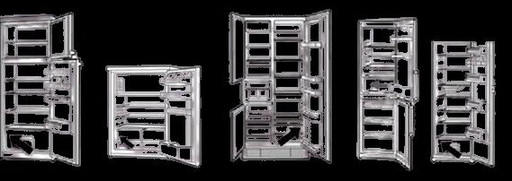 Localiza el modelo de tu frigorifico Beko